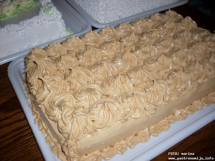 Kako je nastala Vasina torta?