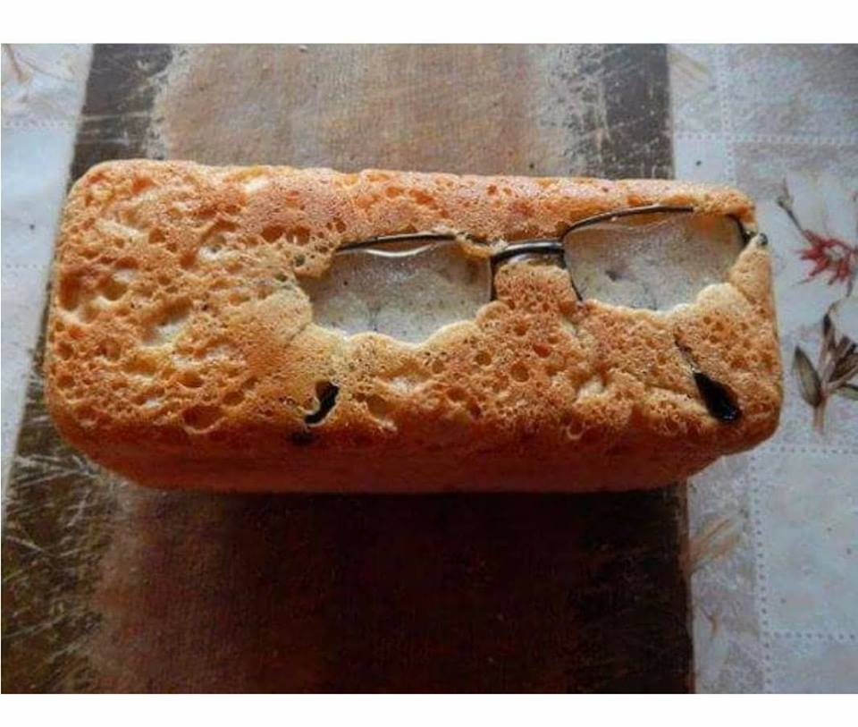 Hleb sa dioptrijom